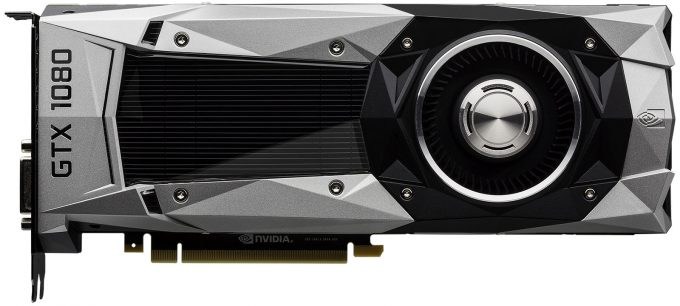 NVIDIA GeForce GTX 1080 Graphics Card