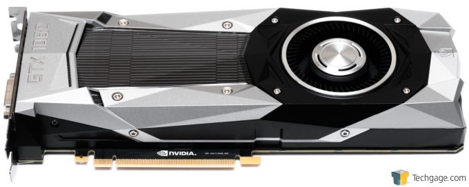 NVIDIA GeForce GTX 1080 Overview