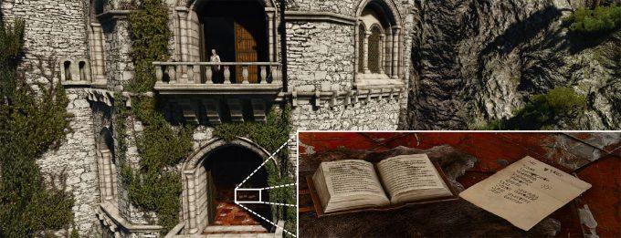 The Witcher 3 Wild Hunt - Ansel Super Resolution Demonstration