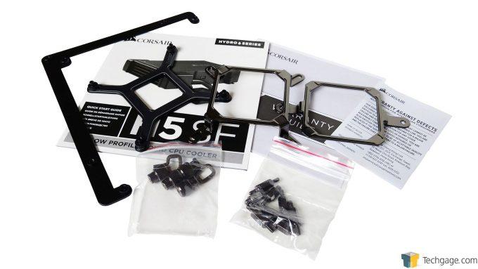 Corsair H5 SF - Accessories