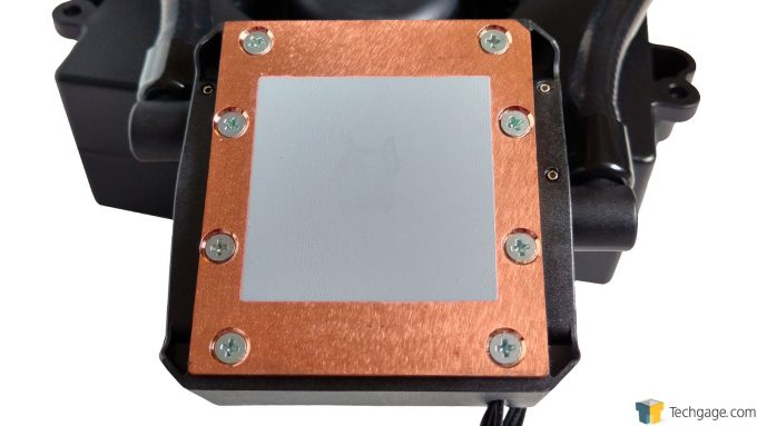 Corsair H5 SF - Block Surface