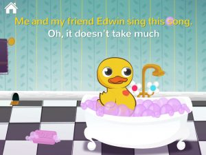 Edwin The Duck Review Main App Tub Song 1 (2)