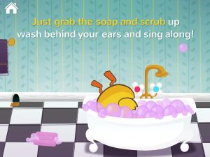 Edwin The Duck Review Main App Tub Song 2 (3)