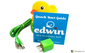 Edwin The Duck Review Shot Included Accessories (6)