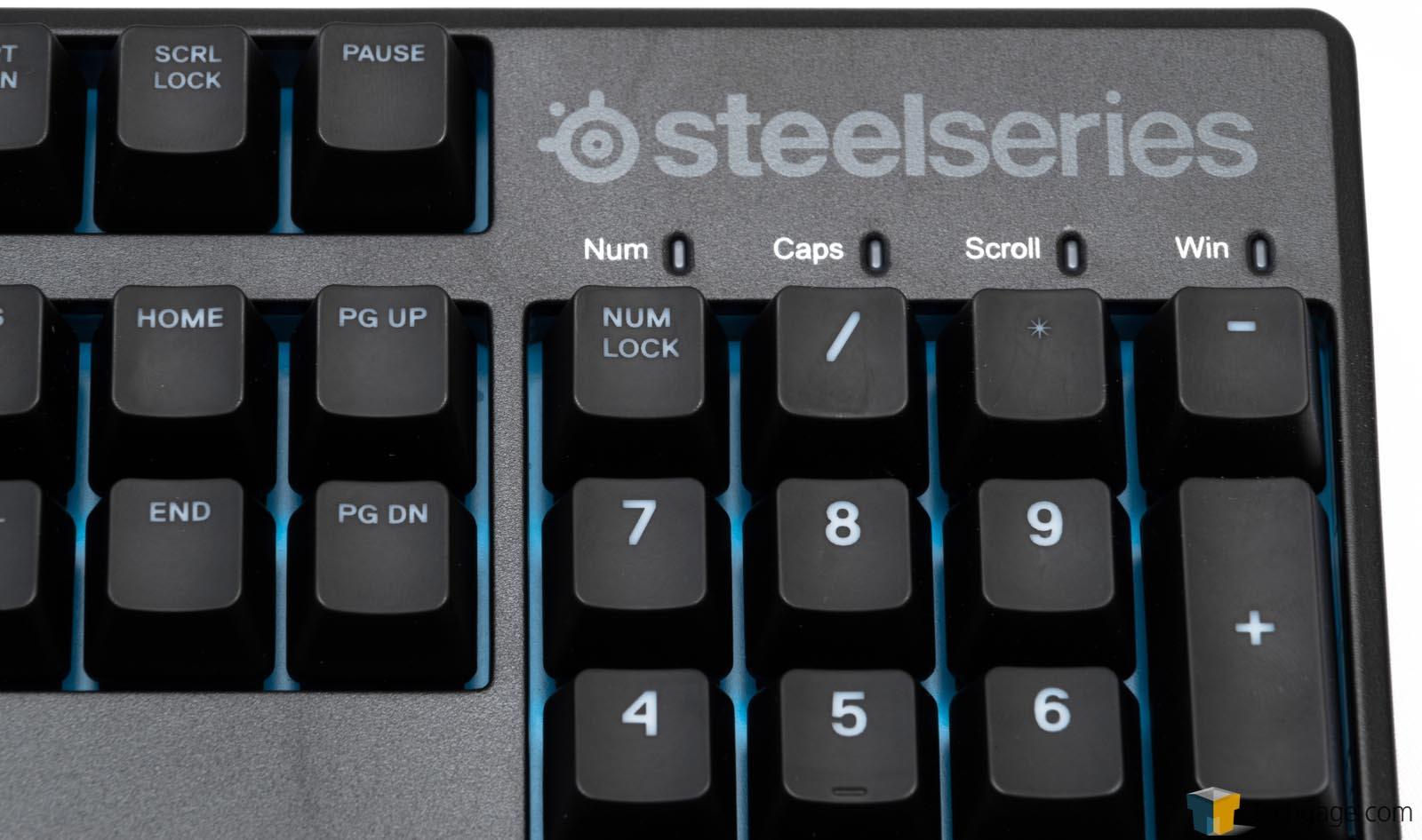Steelseries Apex M500 Mechanical Gaming Keyboard Review Techgage Red Switch