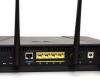 ASUS RT-AC3200 -  Rear Ports For Gigabit Power & USB