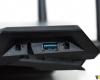 ASUS RT-AC3200 - USB 3.0 Port Close-Up