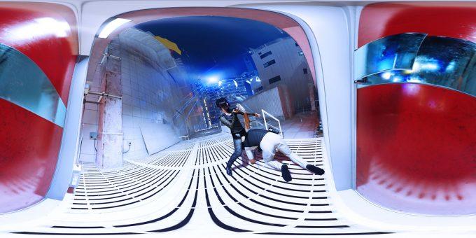 NVIDIA Ansel - Mirror's Edge Catalyst (360; 4096x2048 Original)