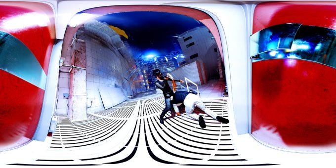 NVIDIA Ansel - Mirror's Edge Catalyst (360; 8192x4096 Original)