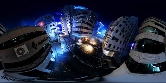 NVIDIA Ansel - Mirror's Edge Catalyst (360) Resized