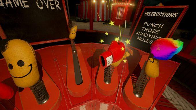 NVIDIA VR Funhouse - Mole Boxing