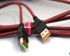 Patriot Viper V760 - Two USB Cables