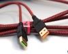 Patriot Viper V760 - Two USB Cables