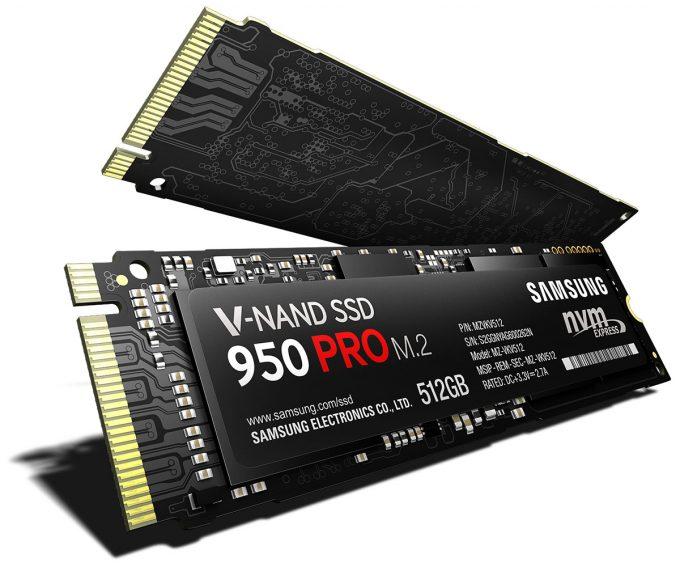 Samsung 950 Pro M2 SSD