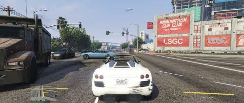 AMD Radeon RX 480 Best Playable (2560x1080) - Grand Theft Auto V
