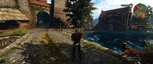 AMD Radeon RX 480 Best Playable (2560x1080) - The Witcher 3 Wild Hunt