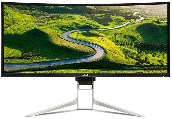 Acer XR342CK FreeSync Ultrawide Monitor