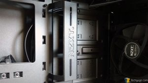 NZXT Manta - Drive Cable Cover