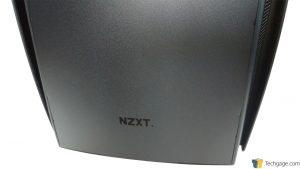 NZXT Manta - Front Panel Logo
