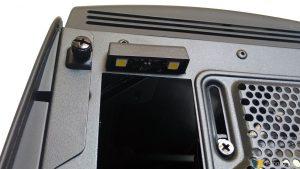NZXT Manta - Rear Panel LED