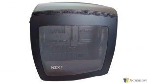 NZXT Manta - Windowed Left Side Panel