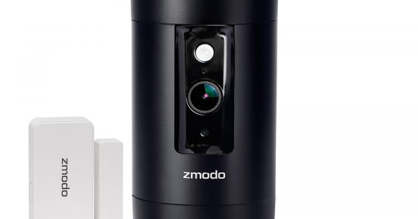 A Review Of The Zmodo Pivot Smart Camera Security Solution