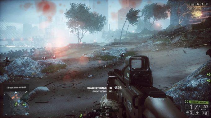 AMD Radeon RX 460 Best Playable (1920x1080) - Battlefield 4
