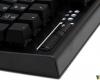 AZIO MGK1 RGB Keyboard Review Back Corner