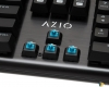 AZIO MGK1 RGB Keyboard Review Kailh Blue Switches