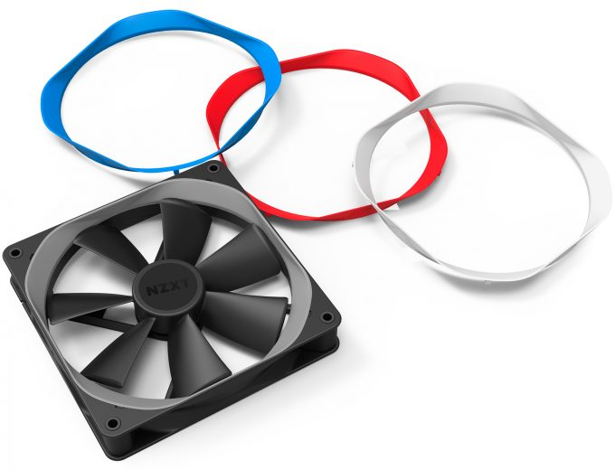 Aer P Fan Trim Kit