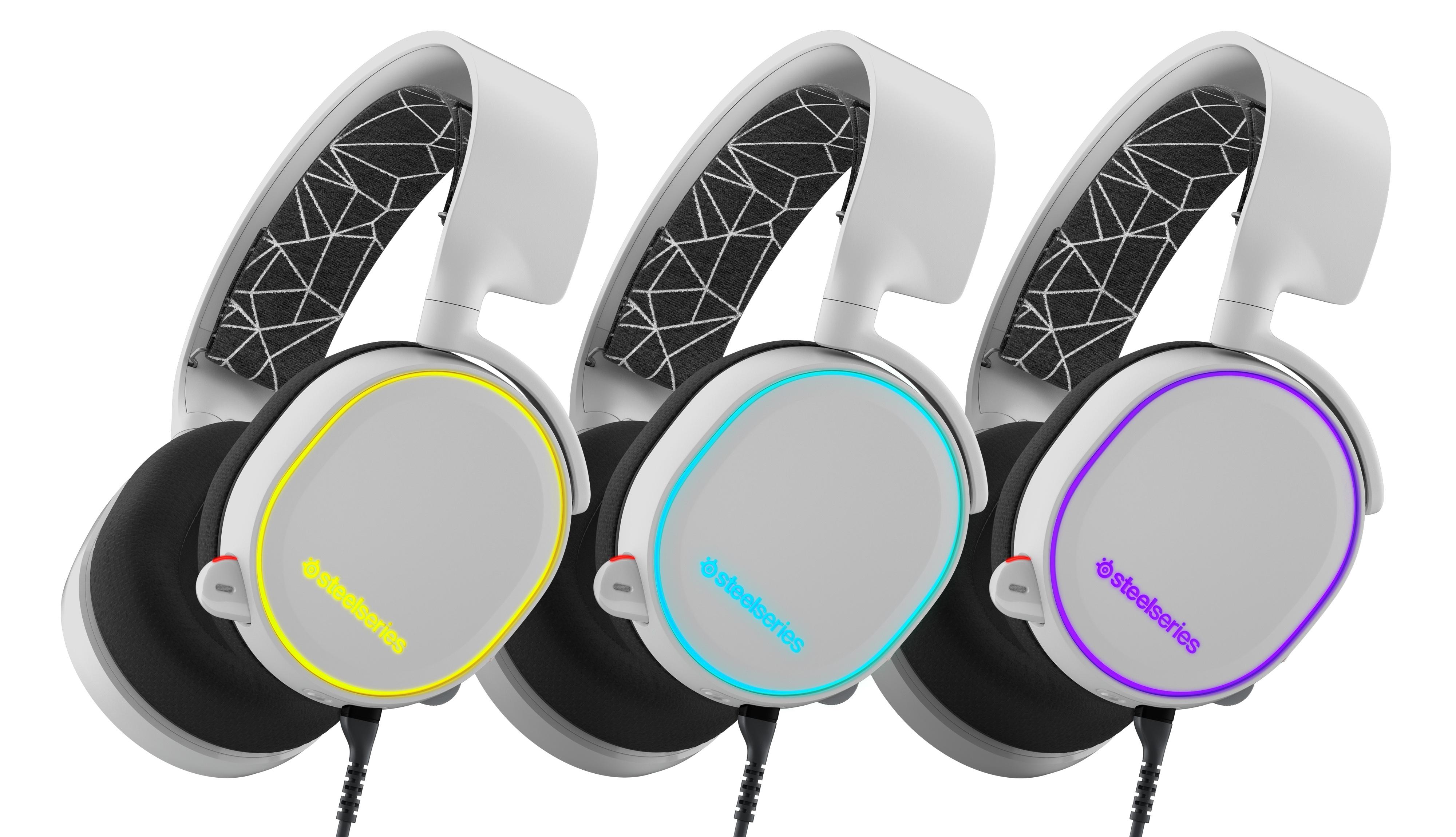 steelseries unveils arctis headset lineup high end kit. Black Bedroom Furniture Sets. Home Design Ideas