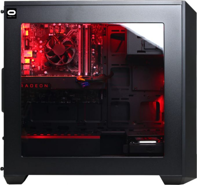 CyberPowerPC AMD VR Ready PC
