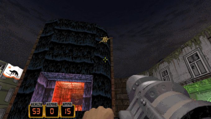 Duke Nukem 3D 20th Anniversary Firefly Enemy