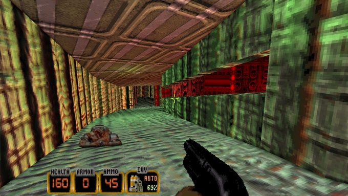 Duke Nukem 3D 20th Anniversary New Graphics 1