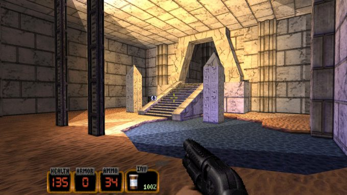 Duke Nukem 3D 20th Anniversary New Graphics 4
