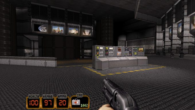 Duke Nukem 3D 20th Anniversary New Graphics 5