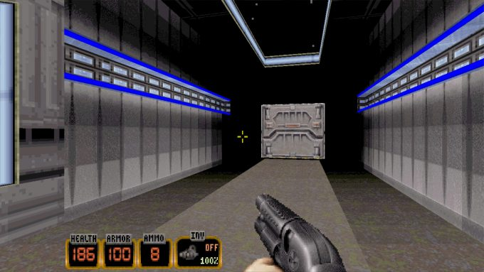 Duke Nukem 3D 20th Anniversary Old Graphics 2