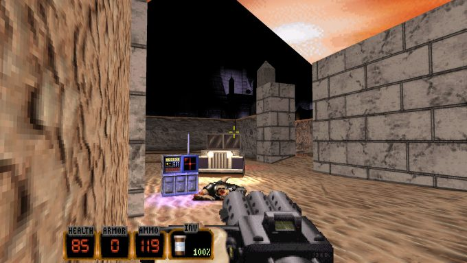 Duke Nukem 3D 20th Anniversary World Tour Mirage Barrage
