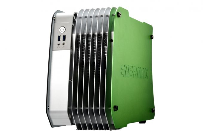 ENERMAX STEELWING Green Version