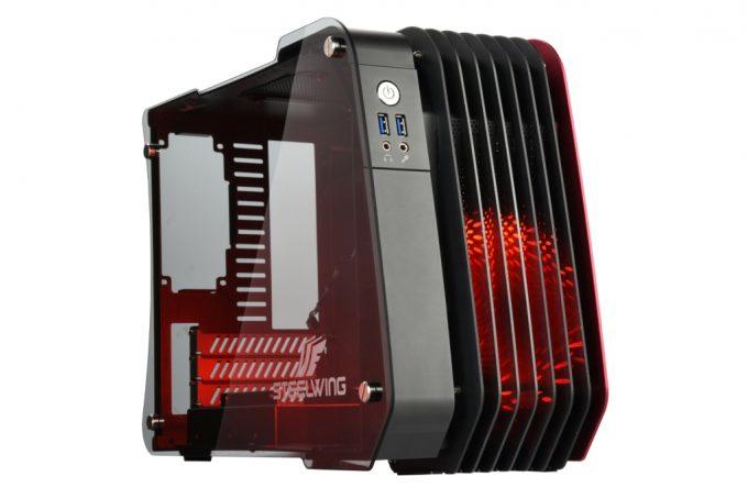 ENERMAX STEELWING Red Version