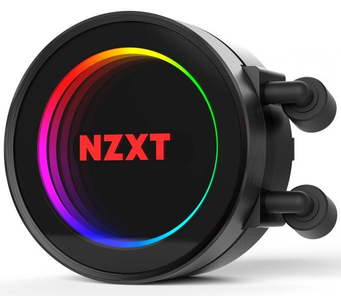 Kraken X52 RGB Lighting