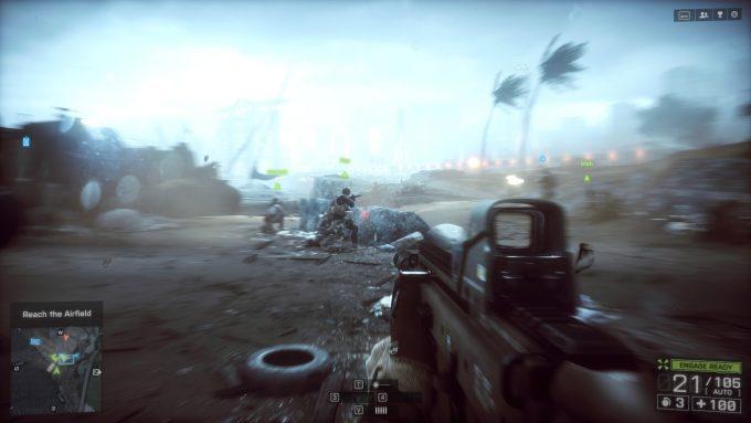 NVIDIA GeForce GTX 1050 Ti Best Playable (1920x1080) - Battlefield 4