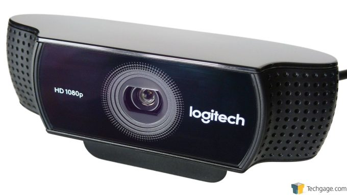 Logitech C922 Pro Stream Webcam - Overview