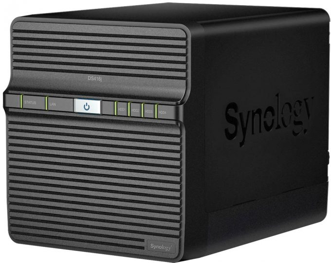 Synology DS416j Feature Image