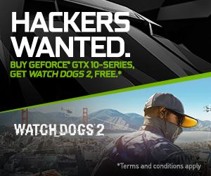 NVIDIA Watch Dogs 2
