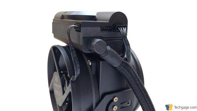 Cooler Master MasterLiquid Maker 92 - Power Connections
