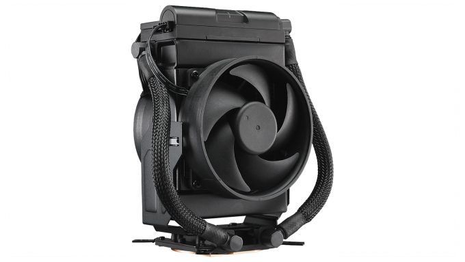 cooler master masterliquid maker 92 press shot