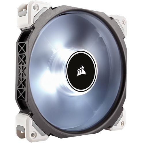 corsair ml140 pro led white fan