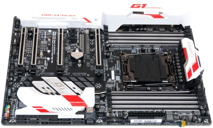 GIGABYTE X99-Ultra Gaming - Overview