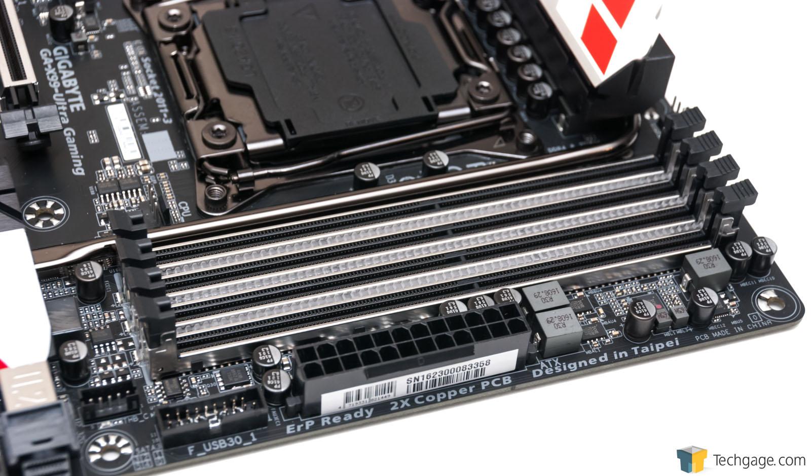 Gigabyte X99 Ultra Gaming Motherboard Review Techgage Mainboard Ga Z270 Phoenix Socket 1151 Kaby Lake Intel